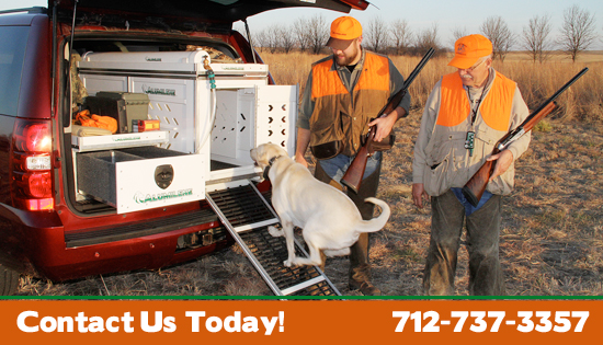 Alumilene - Dog Kennels, Dog Gear Storage, Gun Vaults and Kargo Glide